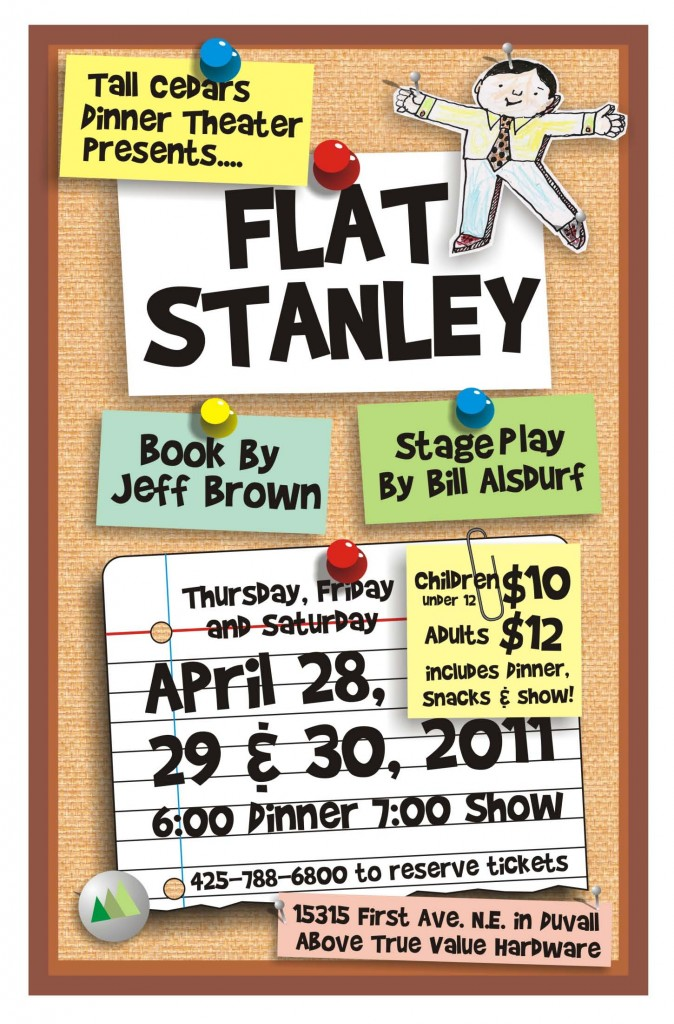 Flat Stanley for Facebook